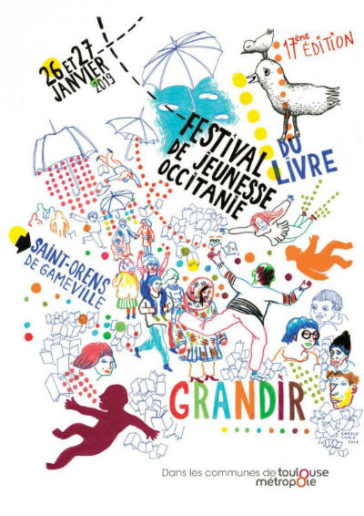 """Résultat de recherche d'images pour """"FESTIVAL LIVRE JEUNESSE SAINT_orens 2019"""""""